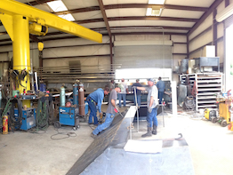 Gulf Coast Welding, Inc Industrial Gallery