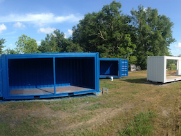 Gulf Coast Welding, Inc - Shipping Containers Gallery