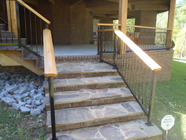 Gulf Coast Welding, Inc - Stairs, Handrails, and Gates